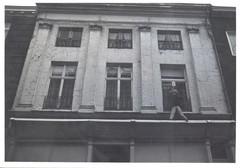 Burgerhuis met pilastergevel