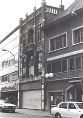 Burgerhuis gedateerd 1900