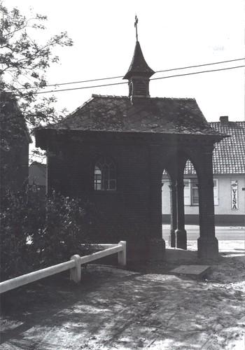 Aalst Baardegem-Dorp H.Barbarakapel