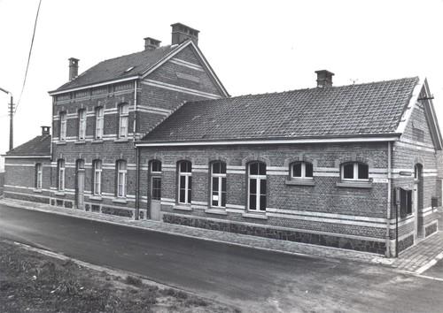 Aalst Baardegem Spoorstraat station