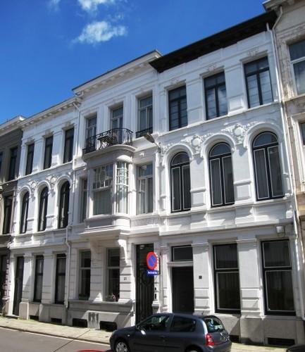 Antwerpen Ballaarstraat 21-25