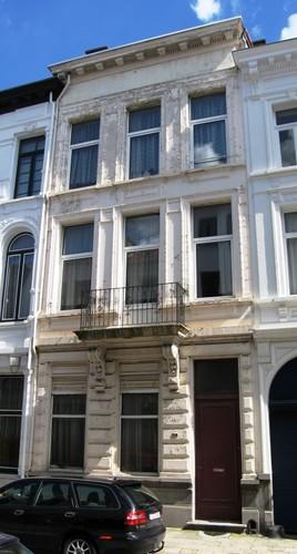 Antwerpen Ballaarstraat 27