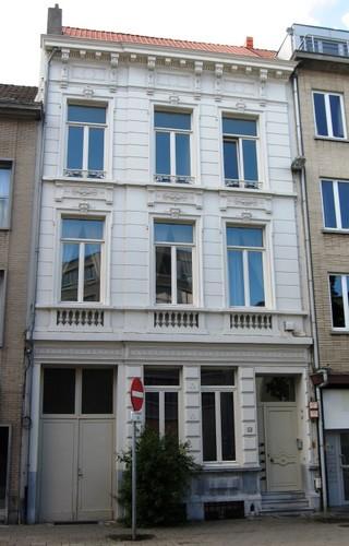 Antwerpen Ballaarstraat 4