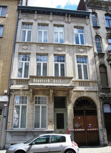 Antwerpen Ballaarstraat 81-83