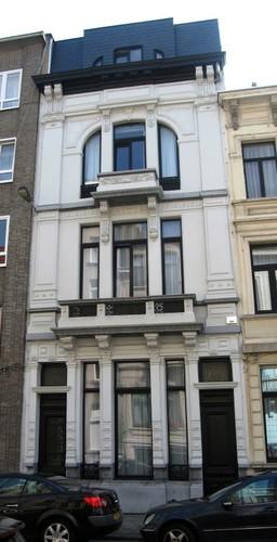 Antwerpen Bolwerkstraat 16
