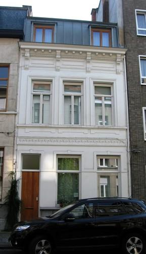 Antwerpen Bolwerkstraat 22
