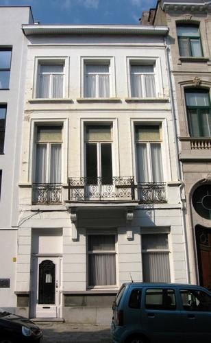 Antwerpen Bolwerkstraat 3