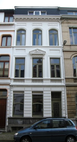 Antwerpen Miraeusstraat 25