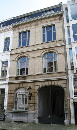 Antwerpen Miraeusstraat 27