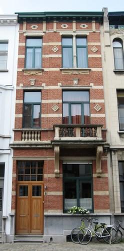 Antwerpen Miraeusstraat 8