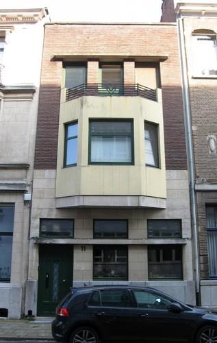Antwerpen Rudolfstraat 11