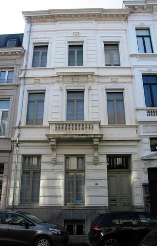 Antwerpen Stefaniestraat 24