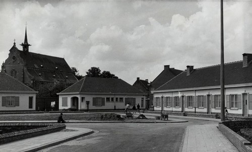 Turnhout Sint Beggaplein Algemeen zicht