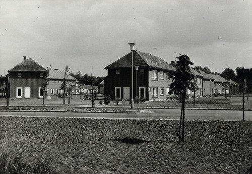 Mechelen Karekietstraat Tivolilaan duplexwoningen