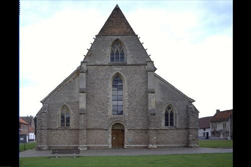 Sint-Truiden Begijnhof Zonder Nummer Kerk