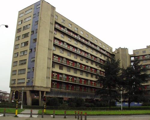 Antwerpen Alois De Laetstraat 2-12