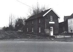 Spoorwegwachtershuisje