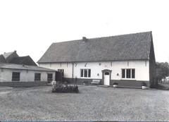 Boerenhuisje gedateerd 1760