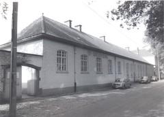 Lagere school en klooster Heilige Familie