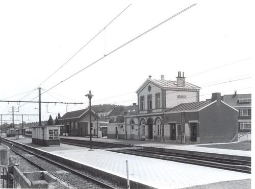 Aalter Aalter station Stationsplein