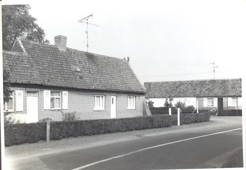 Aalter Bellem Eksterstraat 1 en 1A