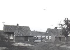 Bijgebouwen kasteelsite Stuivenberge