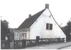 Dorpswoning gedateerd 1832