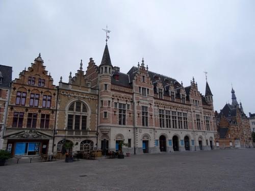 Kortrijk Schouwburgplein Algemeen zicht