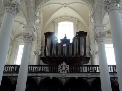 Mechelen Keizerstraat 1  Orgel