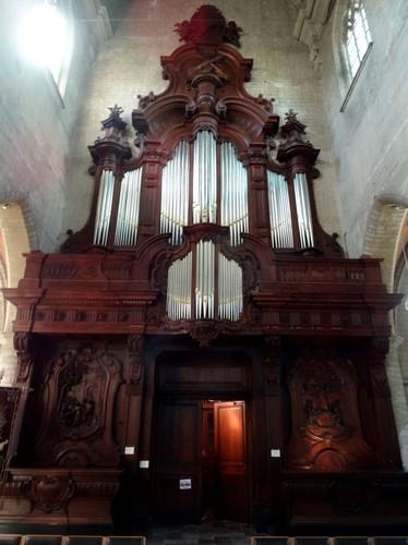 Mechelen Sint-Janskerkhof zonder nummer Orgel