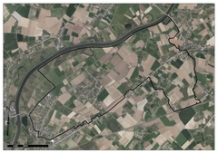 Meerperiode sitecomplex in alluviale context in de Scheldevallei
