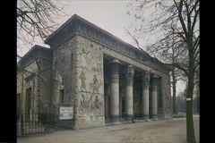 Dierentuin  - Egyptische tempel voor grote Afrikaanse diersoorten