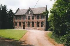 Landhuis Verhavert Stede met tuin