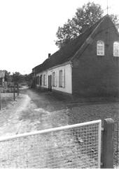 Boerenarbeidershuisjes en klompenmakerij