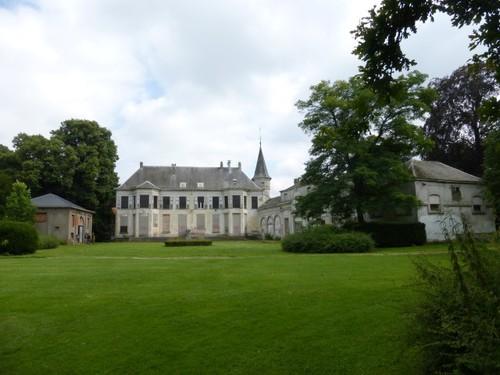 Antwerpen Terlindenhofstraat 204 Het landhuis Runcvoort.