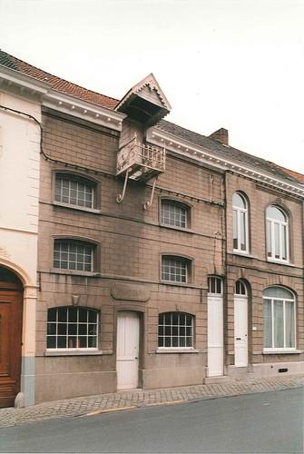 Brakel Nederbrakel Stationsstraat 38