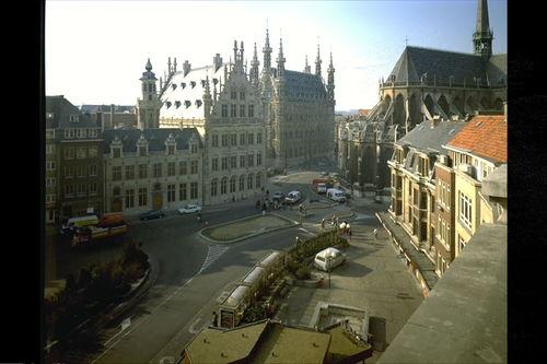 Leuven Grote Markt 8, 8A, 9, Boekhandelstraat 2, Naamsestraat 3