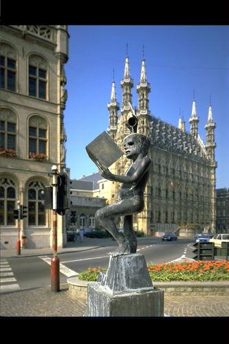 Leuven Maarschalk Fochplein Zonder Nummer Fonske