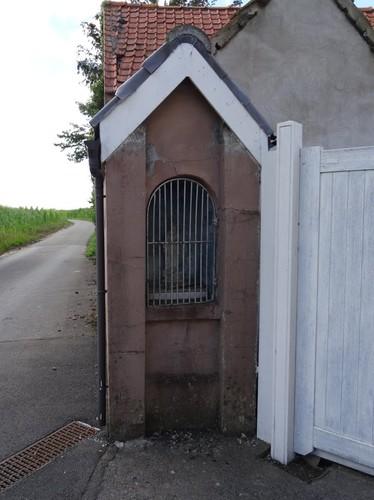 Zwalm Kapellestraat Pijlerkapel