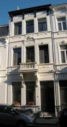 Antwerpen Juliaan Dillensstraat 50
