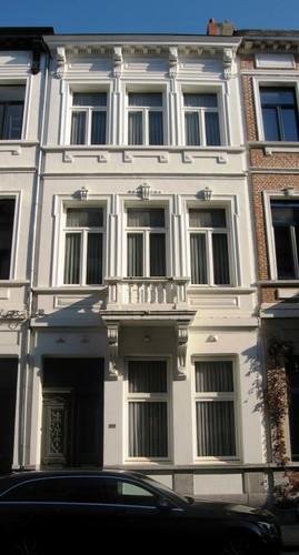 Antwerpen Juliaan Dillensstraat 52
