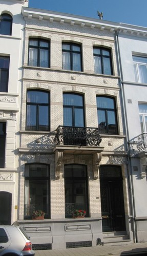 Antwerpen Oudekerkstraat 73