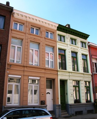 Antwerpen Van Peltstraat 16-18