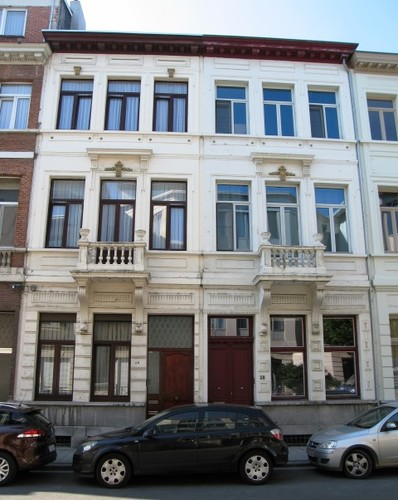 Antwerpen Van Peltstraat 38-40