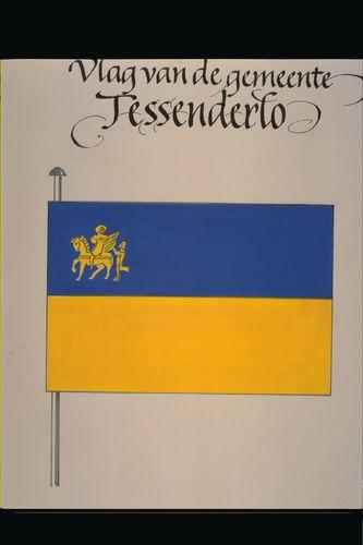 Tessenderlo Vlag