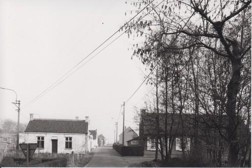 Evergem Ertvelde Stoepestraat straatbeeld