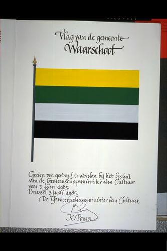 Waarschoot Vlag