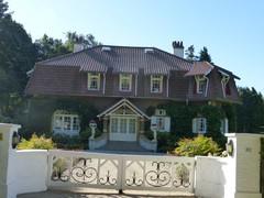 Cottage-getinte villa