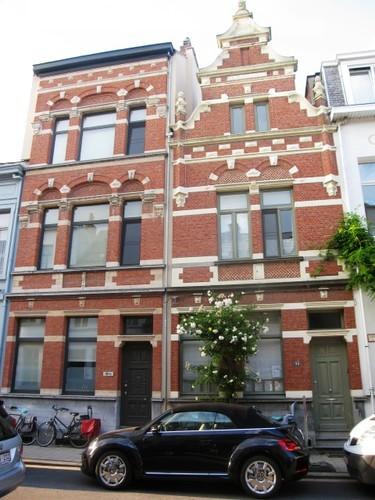 Antwerpen De Braekeleerstraat 32-34