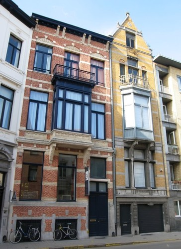 Antwerpen Van Schoonbekestraat 26-28
